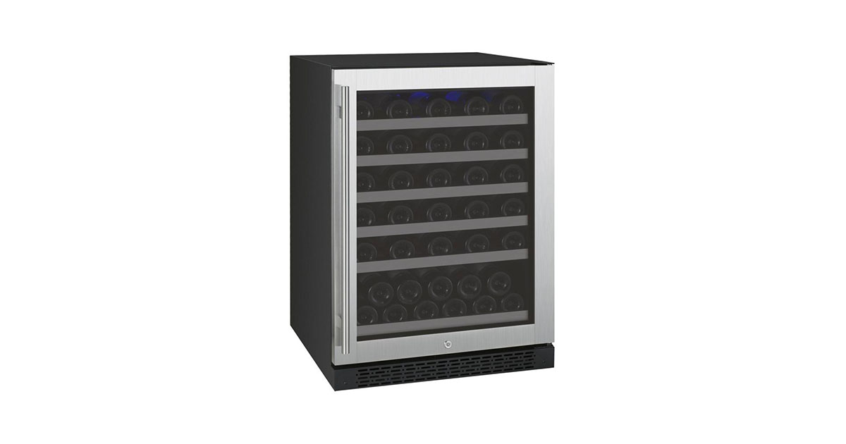 Allavino VSWR56-1SSRN 56-Bottle Single Zone Wine Cellar Refrigerator image