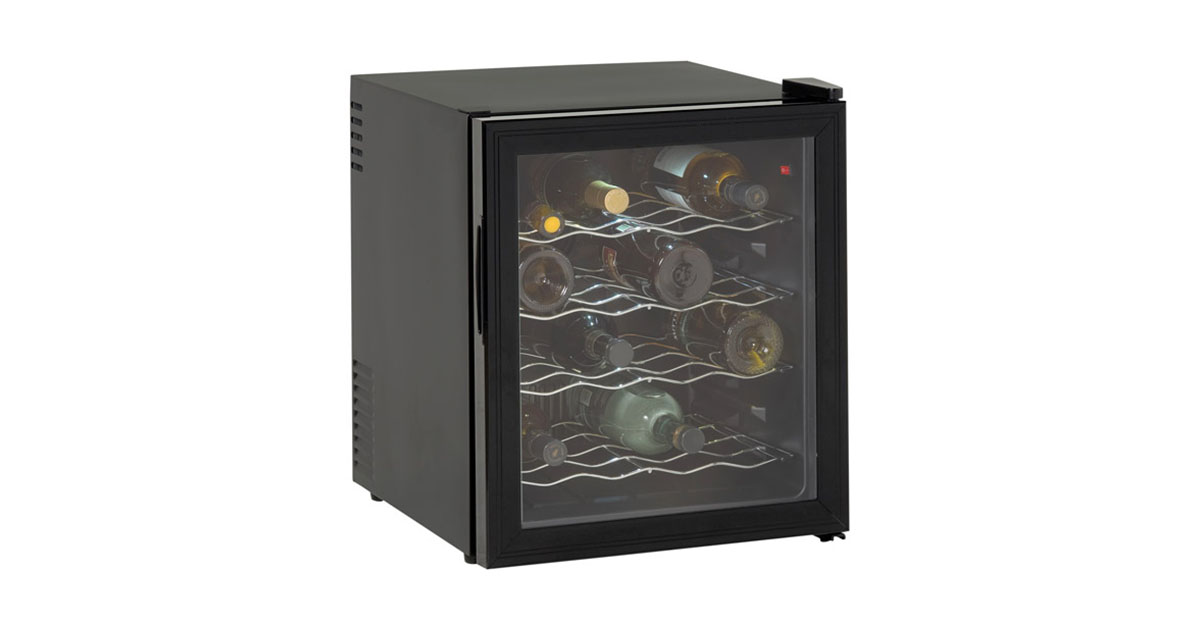 Avanti EWC1601B 16 Bottle Thermoelectric Wine Cooler image
