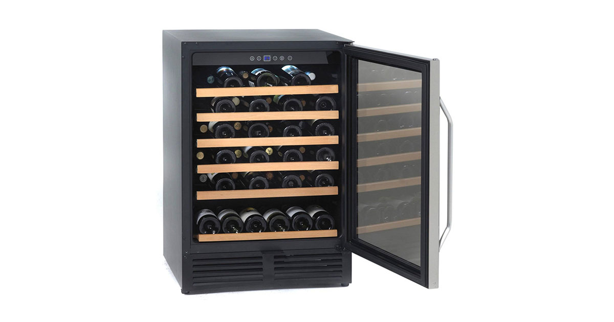 Avanti WCR506SS 50 Bottle Wine Cooler image