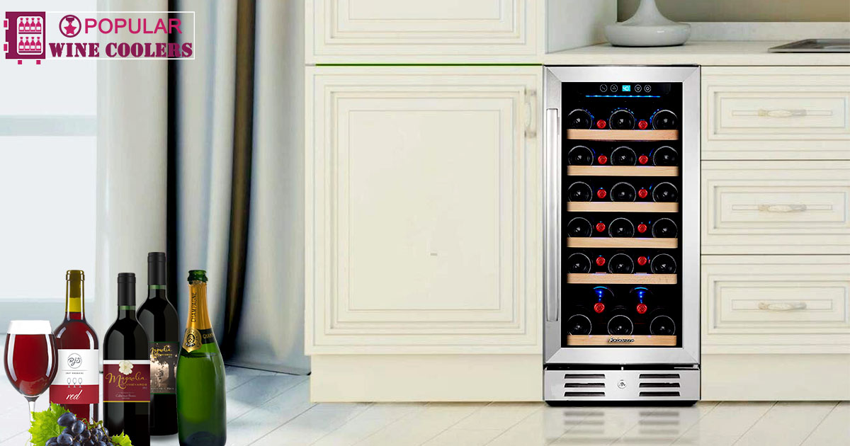 Best Built In Wine Coolers Of 2019 Our Top Picks After