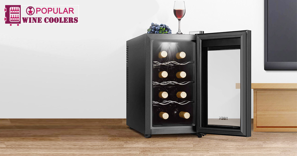 The Best Countertop Wine Coolers - Compact & Quiet (Reviews ...