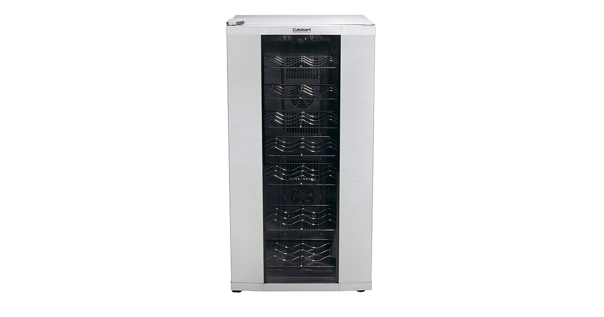 Cuisinart CWC3200 32-Bottle Private Reserve Wine Cellar image