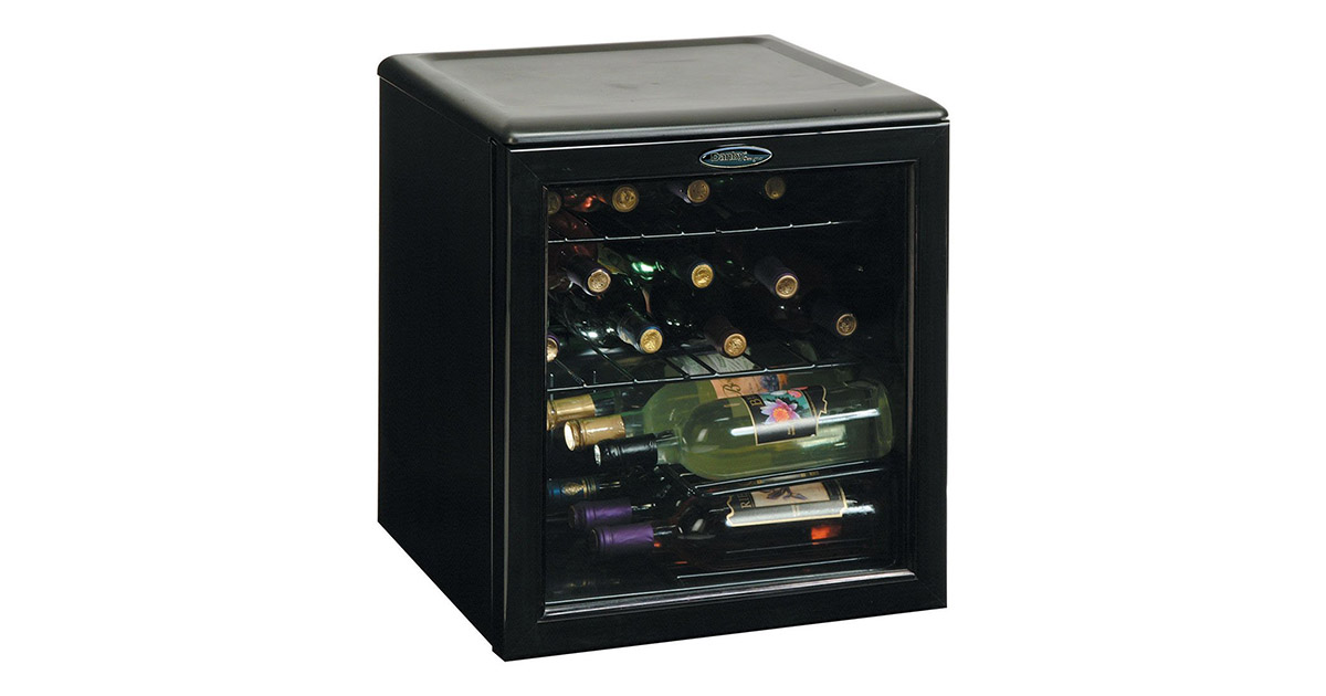 Danby DWC172BL 17-Bottle Counter Top Wine Cooler image