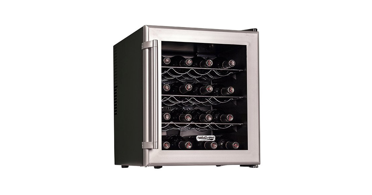 Koldfront TWR160S 16 Bottle Thermoelectric Freestanding Wine Cooler image