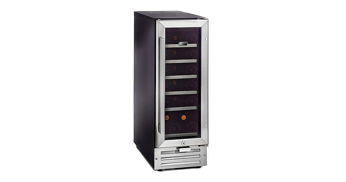 Whynter BWR18SD 18-Bottle Built-In Wine Refrigerator image