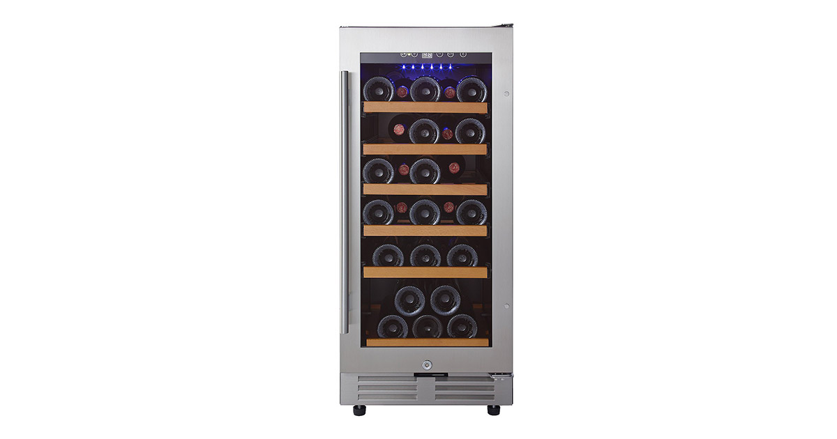 Wine Enthusiast 264 02 30 03 Wine Fridge 30 Bottle image