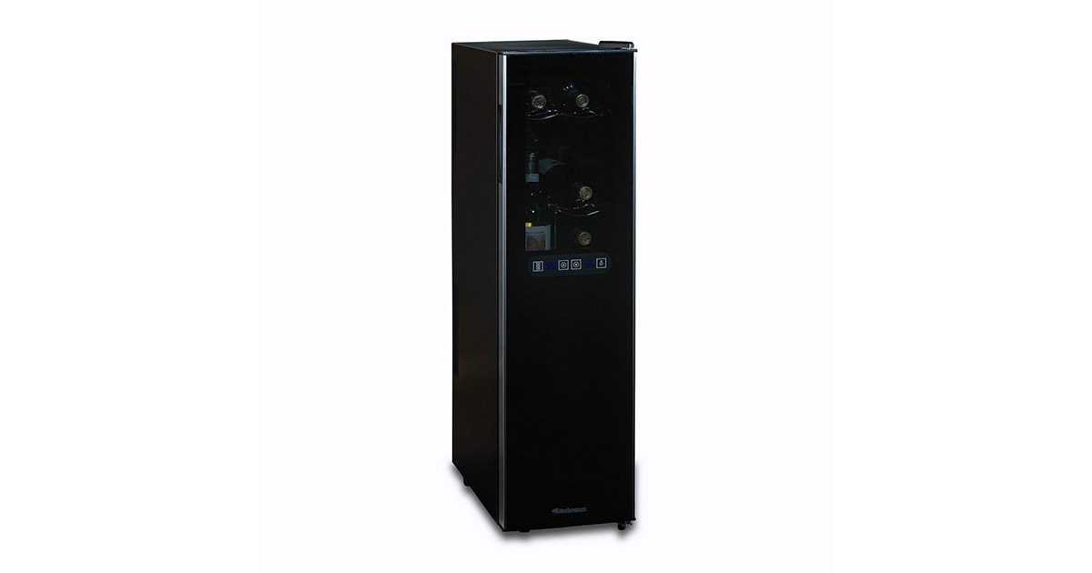 Wine Enthusiast 272 03 18 05 Silent 18 Bottle Wine Refrigerator image