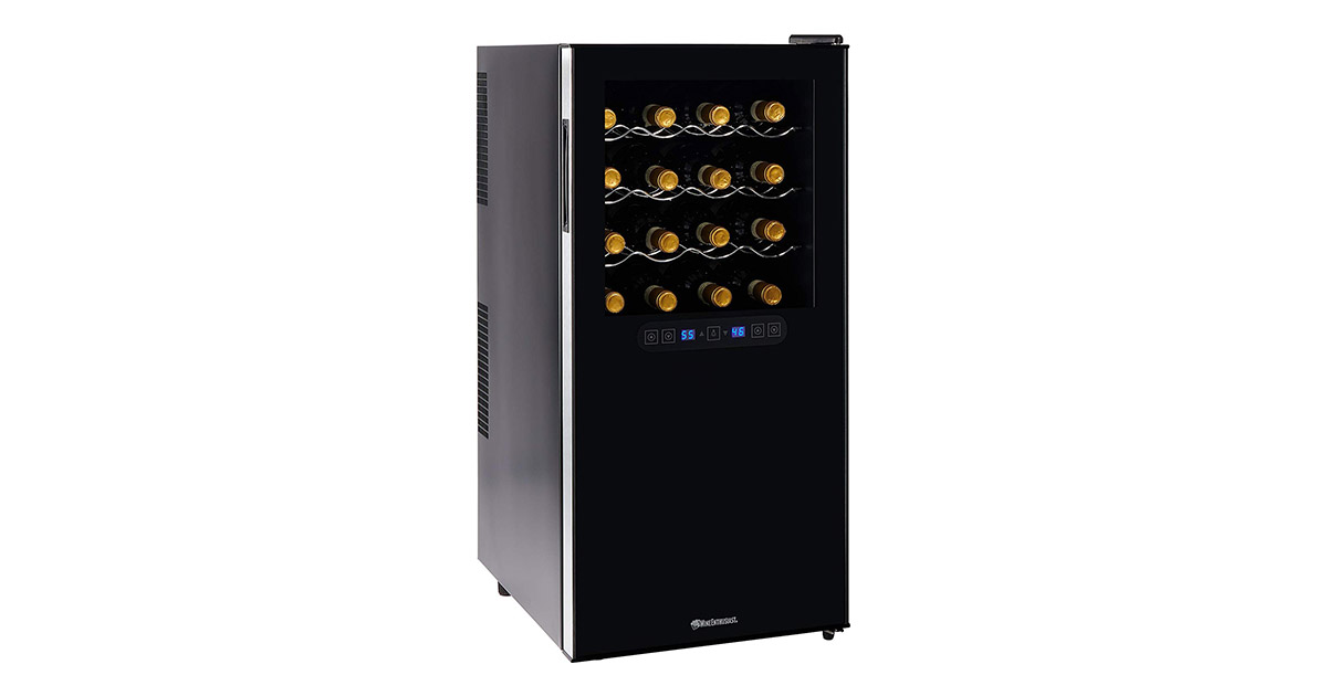 Wine Enthusiast 272 03 32 Silent 32 Bottle Wine Refrigerator image