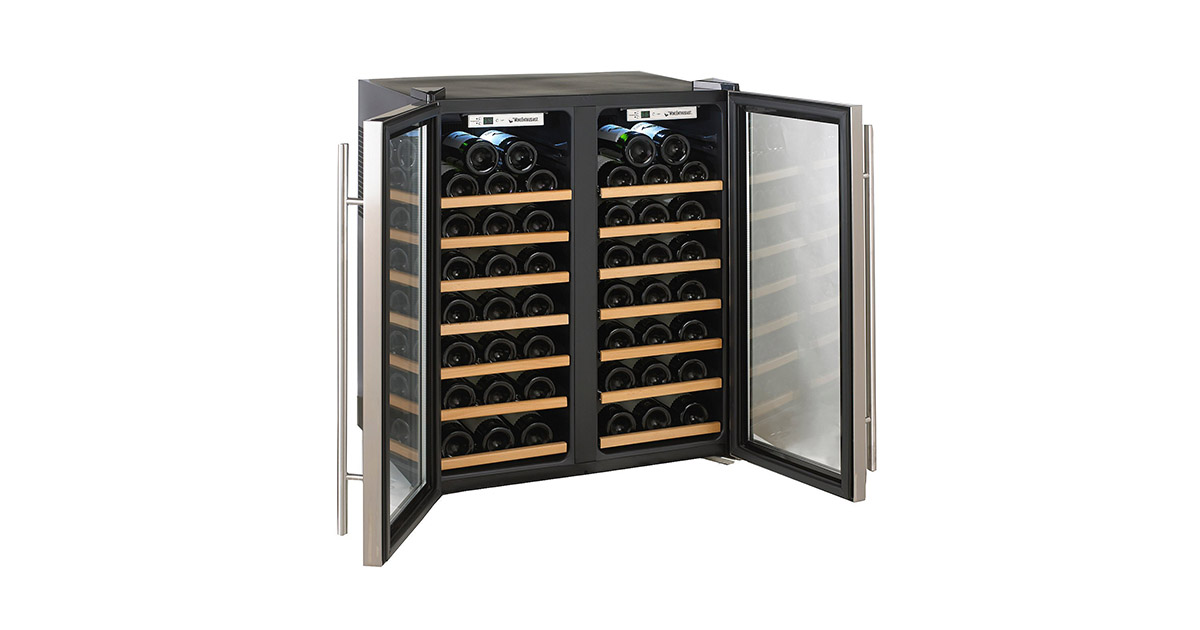 Wine Enthusiast 272 48 02 51W Silent 48 Bottle Wine Refrigerator image