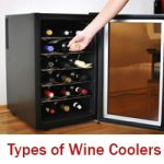 Different types of wine coolers image