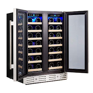 Dual Zone Wine Coolers image