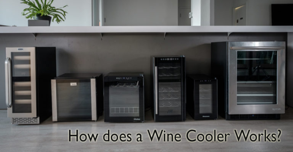 How does a Wine Cooler Work Image