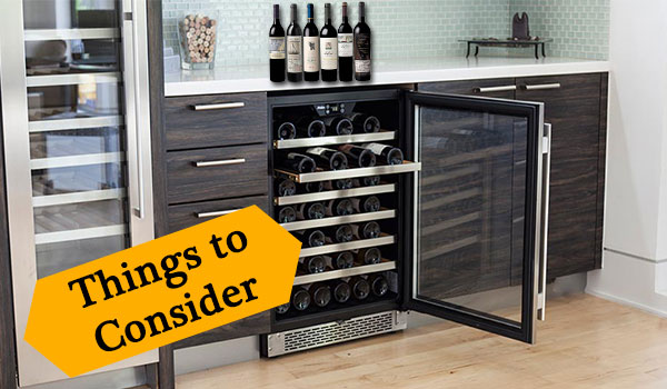 Things to consider while buying Wine Cooler image