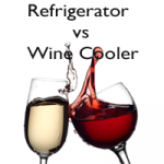 Wine Cooler vs Wine Refrigerator Image