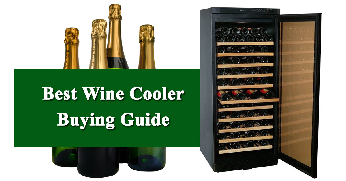 Best Wine Cooler Buying Guide image