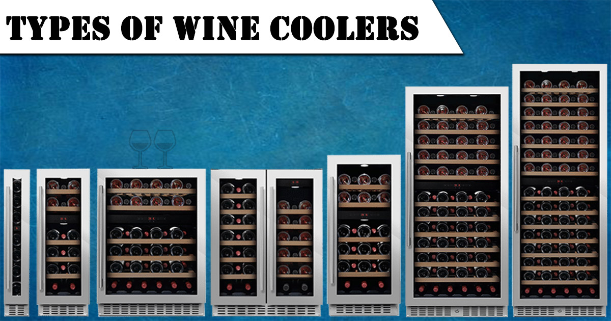 Types of Wine Coolers image