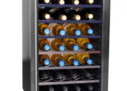 NewAir AW-281E 28 Bottle Thermoelectric Wine Cooler Reviews 2018 | Best Wine Chiller for Sale