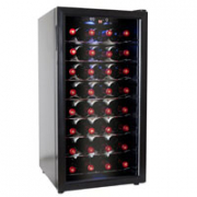 AKDY AZ-EA45EC-75 32 Bottle Wine Cooler Review 2018 | 32 bottle Wine cooler for Sale