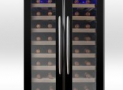 AKDY 32 bottle Dual Zone Wine Cooler Review 2018 | Buy  Best Wine Fridger AKDY 32 Bottle