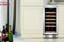 Give best place for your Wine with these Perfect Built-in Wine Coolers