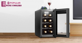 10 Great Countertop Wine Coolers – Fits perfectly on your Kitchen/Home Counter Space!