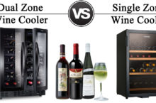 Single Zone vs Dual Zone Wine Cooler | Difference between Dual & Single Zone Wine Cooler