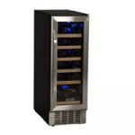Edgestar 18 Bottle Built-In CWR181SZ Wine Cooler | Ultra-slim yet Ample