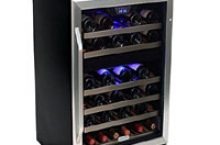EdgeStar 46 Bottle Dual Zone Wine Cooler, CWR461DZ – Ideal for holding your favorite collections!
