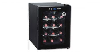 Igloo FRW133 RFRW133 Black Wine Cooler image