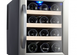 Kalamera 12 Bottle CounterTop Wine Cooler Review 2018 | Best Small Wine Cooler