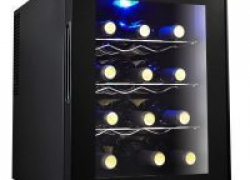 Kalamera 12 Bottle Thermoelectric Wine Cooler Review – Kalamera Single Zone Coutertop Wine Cooler