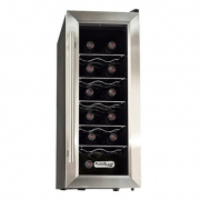 Koldfront TWR121SS 12 bottle Thermoelectric Wine Cooler Review 2018