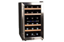 Koldfront TWR187ESS Dual Zone 18 Bottle Wine Cooler – Perfect to store both Red and White Wines together