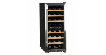 Koldfront TWR247ESS 24 Bottle Free Standing Dual Zone Wine Cooler image