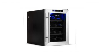NewAir AW121E 12-Bottle Thermo electric Wine Cooler image