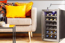 Best Rated NewAir Wine Coolers that protects both your Reds & Whites for a Long-Term