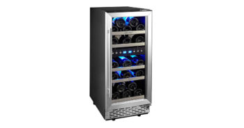 Phiestina PH29BDFBA 15-Inch Dual Zone Wine Cooler image