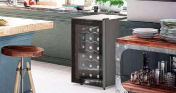 9 Best Single Zone Wine Coolers that are perfect for a single wine lovers