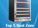 Top 5 Best Dual Zone Wine Cooler | Top Picks and Reviews
