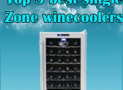 Top Single Zone Wine Coolers Review 2019 | Buy Best Wine Chiller Online