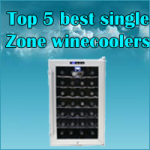 10 Best Single Zone Wine Coolers that are perfect for a single wine lovers