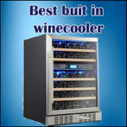 Top 5 Best Built-In Wine Chillers 2018 | Top Rated Wine Refrigirators for Sale