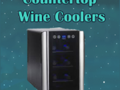 Top 10 Countertop Wine Coolers 2017 | Wine Chillers For Sale